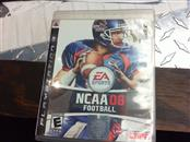SONY PS3 GAME - NCAA 08 FOOTBALL